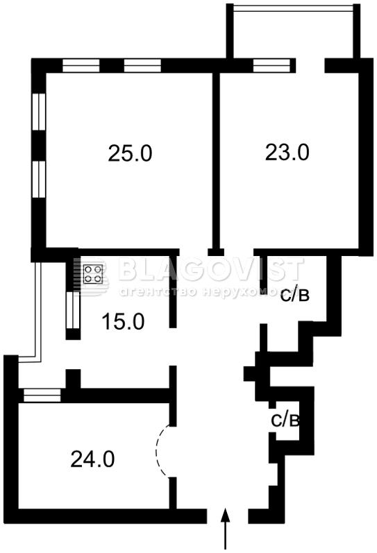 Квартира E-28932, Голосеевская, 13а, Киев - Фото 5