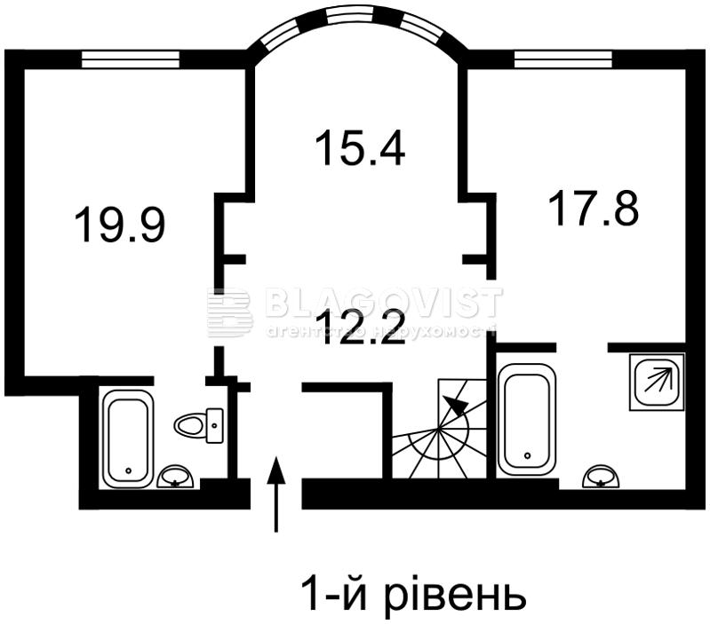 Квартира M-18800, Большая Васильковская, 27, Киев - Фото 2