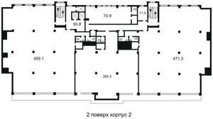 Офис, Гавела Вацлава бульв. (Лепсе Ивана), Киев, H-26855 - Фото2