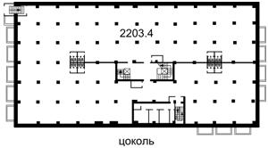 Нежилое помещение, Ахтырский пер., Киев, Z-1046407 - Фото2