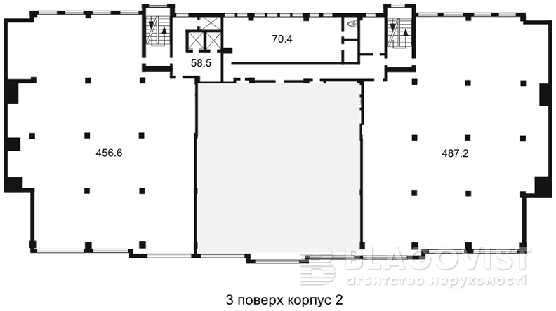 Офис, H-26858, Гавела Вацлава бульв. (Лепсе Ивана), Киев - Фото 5