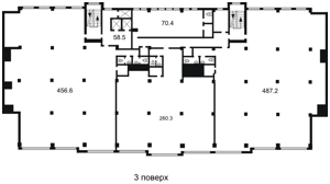 Офис, Гавела Вацлава бульв. (Лепсе Ивана), Киев, H-26863 - Фото 4