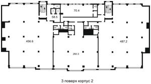 Офис, Гавела Вацлава бульв. (Лепсе Ивана), Киев, H-26868 - Фото 4