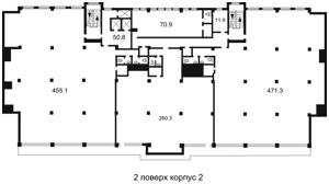 Офис, H-26867, Гавела Вацлава бульв. (Лепсе Ивана), Киев - Фото 5