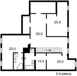 Квартира Ярославов Вал, 17б, Киев, C-95624 - Фото 3