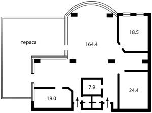 Офіс, Тургенєвська, Київ, Z-1150013 - Фото2