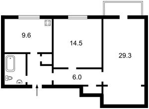 Квартира Жилянская, 83/53, Киев, Z-1023362 - Фото2