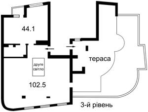 Офис, Московская, Киев, C-97565 - Фото 4