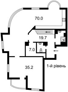 Офис, Московская, Киев, C-97565 - Фото 2
