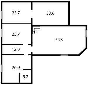 Дом Z-1170943, Музычи - Фото 1