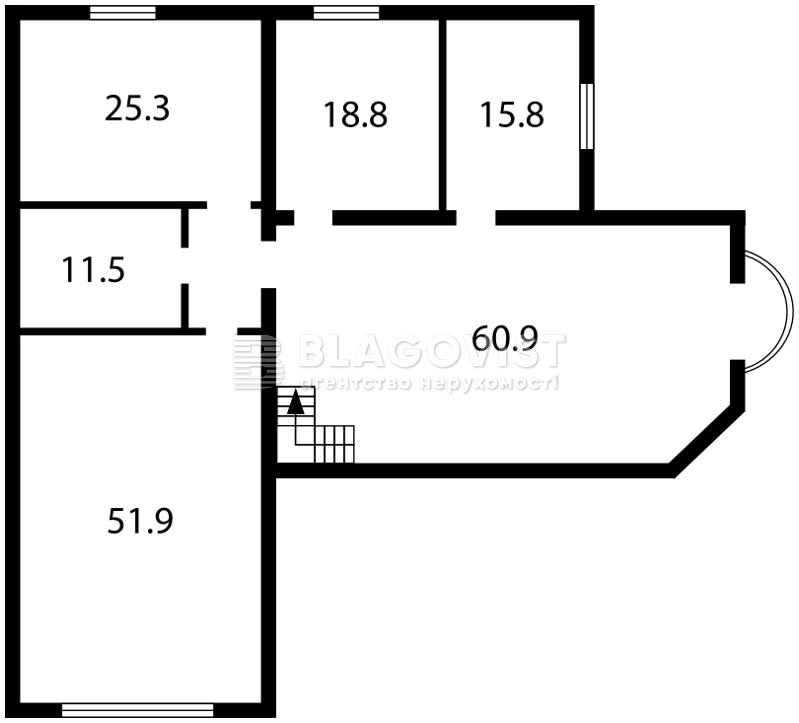 Дом Z-1170943, Музычи - Фото 3