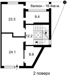 Квартира Редутна, 8, Київ, H-11562 - Фото 4