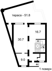 Квартира Редутная, 8, Киев, H-11740 - Фото 3