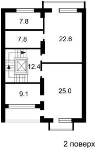 Квартира Редутная, 8, Киев, H-11739 - Фото 4