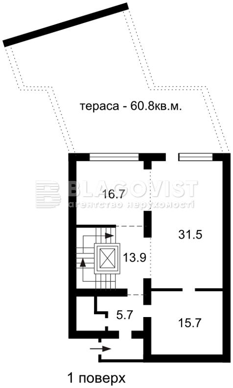 Квартира H-11739, Редутная, 8, Киев - Фото 4