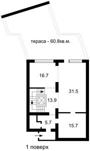 Квартира Редутная, 8, Киев, H-11739 - Фото 3