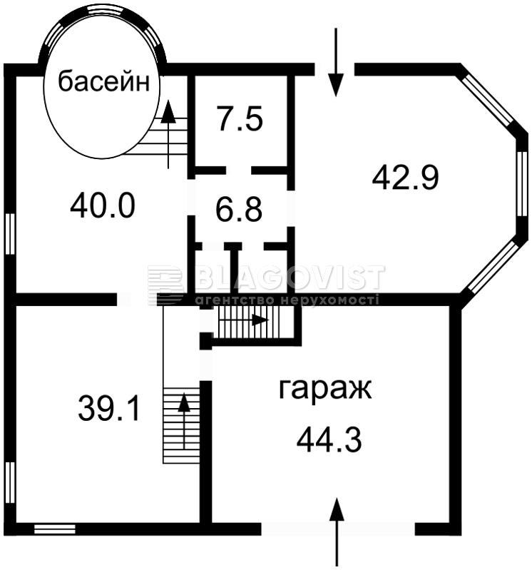 Дом M-21083, Реута Михаила пер., Киев - Фото 2
