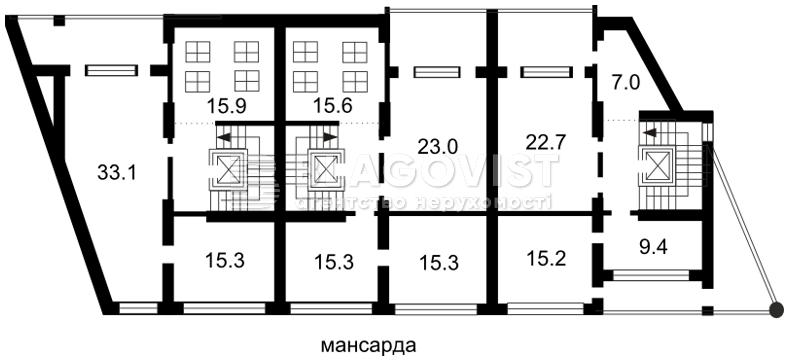 Дом H-11530, Редутная, Киев - Фото 5