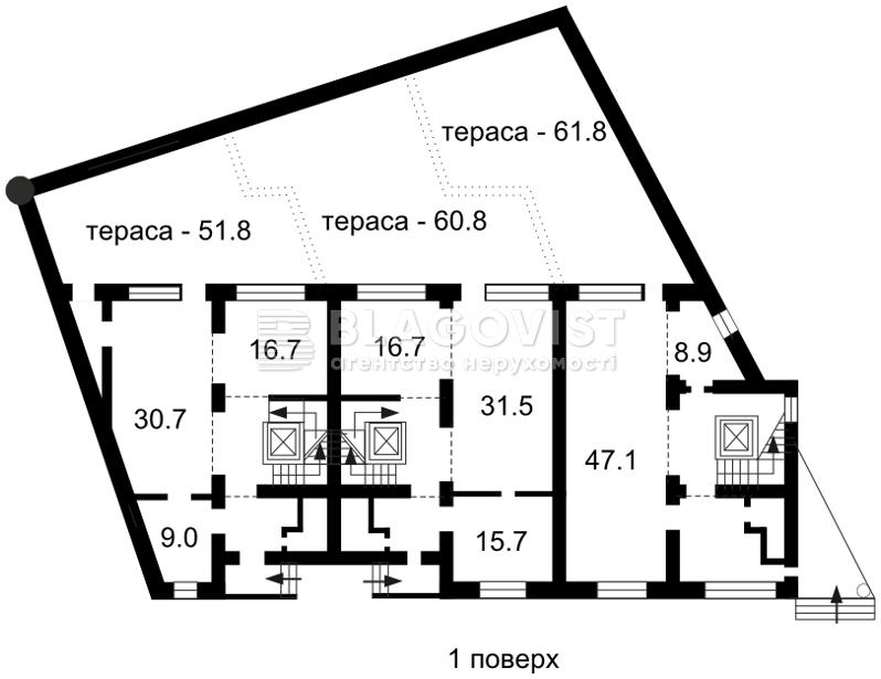 Дом H-11530, Редутная, Киев - Фото 2