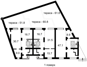 Дом Редутная, Киев, H-11530 - Фото 2