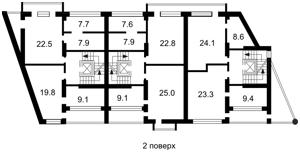 Дом Редутная, Киев, H-11530 - Фото 3
