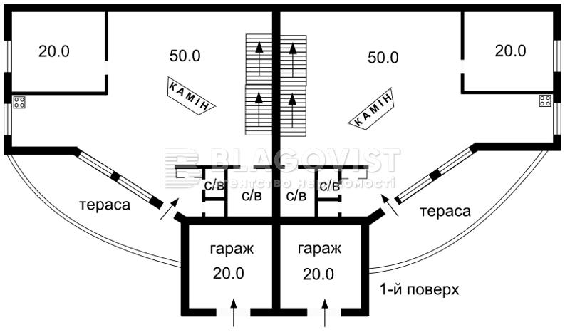 Дом F-28772, Григоровка (Обуховский) - Фото 3