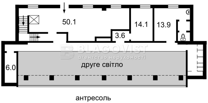 Магазин, F-28845, Победы просп., Киев - Фото 5