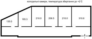 Склад, P-8104, Оросительная, Киев - Фото 2