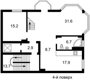 Будинок Локомотивна, Київ, E-30510 - Фото 4