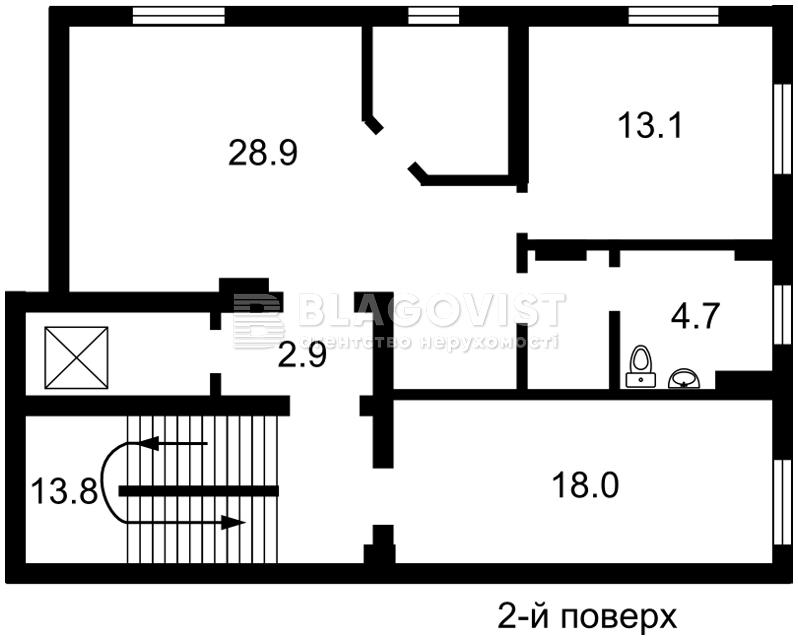 Будинок, E-30514, Локомотивна, Київ - Фото 2