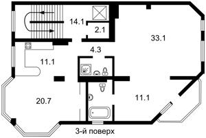 Дом Локомотивная, Киев, E-30508 - Фото 5