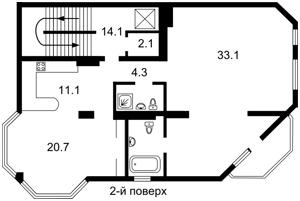 Будинок, E-30513, Локомотивна, Київ - Фото 4