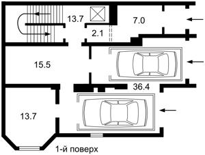 Будинок, E-30513, Локомотивна, Київ - Фото 3