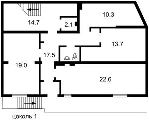 Будинок, E-30513, Локомотивна, Київ - Фото 1