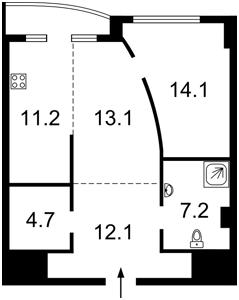 Квартира Жилянська, 59, Київ, X-3890 - Фото2