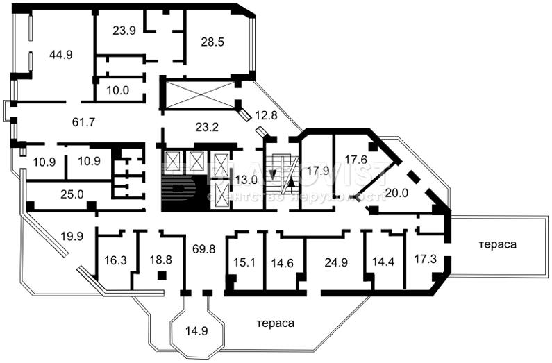 Офис, H-28402, Большая Житомирская, Киев - Фото 5
