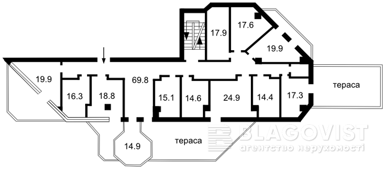 Офис, H-28596, Большая Житомирская, Киев - Фото 5