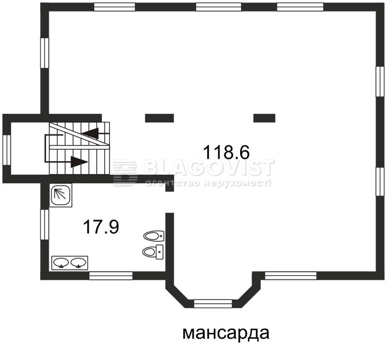Будинок Z-705669, Дружня, Київ - Фото 9