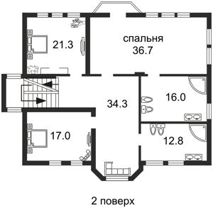 Будинок Z-705669, Дружня, Київ - Фото 8