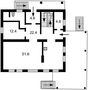 Будинок Урицького, Білогородка, Z-1633821 - Фото 3