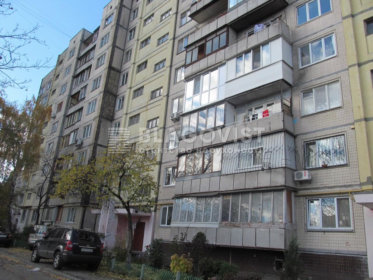 Квартира Z-806336, Вышгородская, 32/2, Киев - Фото 1
