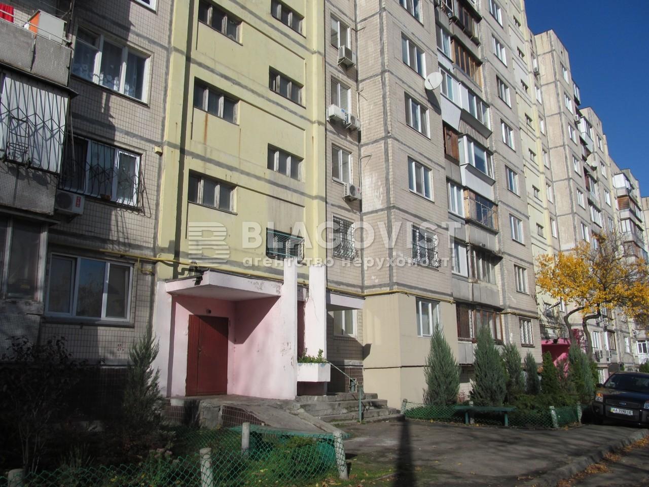Квартира Z-806336, Вышгородская, 32/2, Киев - Фото 2