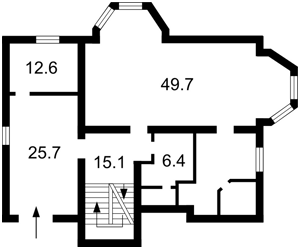 Дом Козин (Конча-Заспа), D-23267 - Фото1