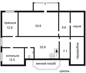 Дом Землянский пер., Киев, X-4519 - Фото