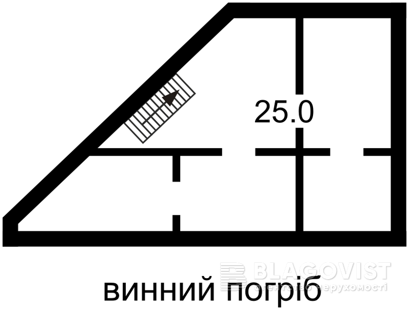 Дом H-11529, Цимбалов Яр, Киев - Фото 3