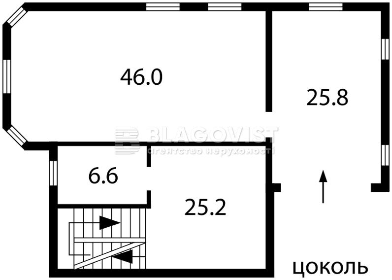Дом C-77070, Богатырская, Киев - Фото 3