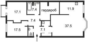 Квартира Ирининская, 5/24, Киев, O-18328 - Фото2