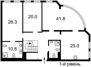 Квартира Тимошенко Маршала, 21, Киев, Z-1294868 - Фото2