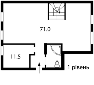 Квартира Січових Стрільців (Артема), 58/2в, Київ, Z-1003046 - Фото2