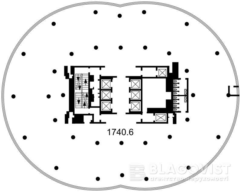 Бизнес-центр, Y-102, Болсуновская (Струтинского Сергея), Киев - Фото 2